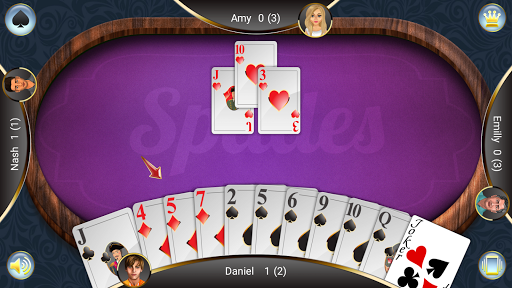 Spades: Card Game filehippodl screenshot 19