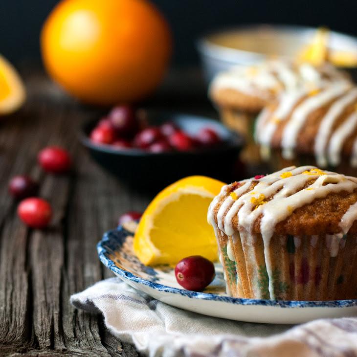Cranberry Orange Spice Muffins