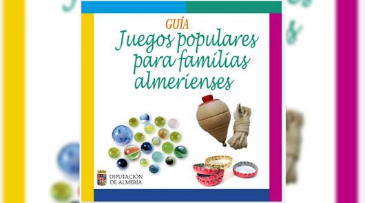 Guía de Juegos Populares para Familias Almerienses online e interactiva