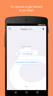 breadwallet - bitcoin wallet- screenshot thumbnail