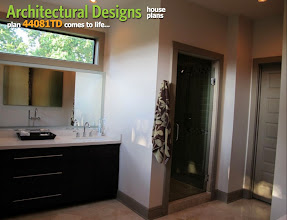 Photo: House Plan 44081TD comes to life...    Plan 44081TD link: http://www.architecturaldesigns.com/house-plan-44081TD.asp