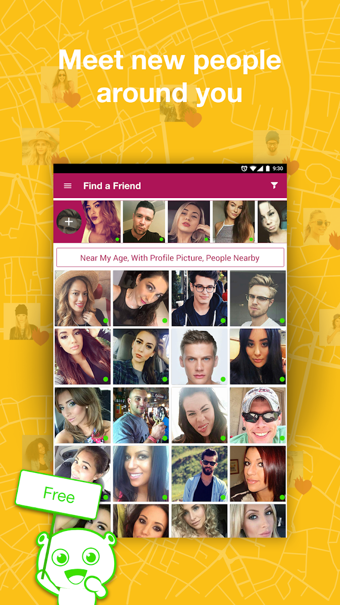 Waplog - Free Chat, Dating App, Meet Singles Android 14