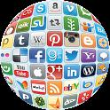 Control Social Media icon