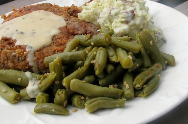 Garlicky Green Beans Recipe