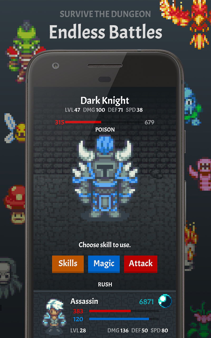 Dungeon of Souls Screenshot 0