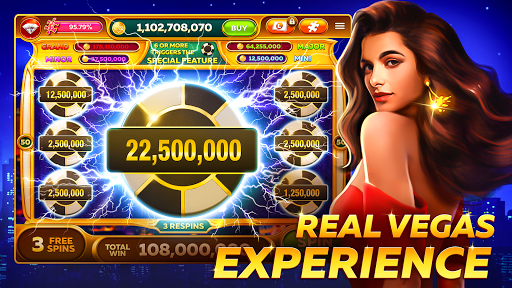 Casino Jackpot Slots - Infinity Slotsu2122 777 Game  screenshots 11