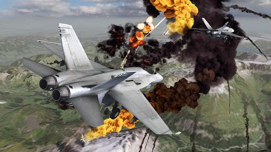 Call of Infinite Air Warfare- screenshot thumbnail