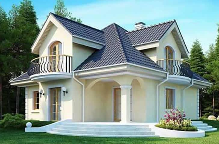 Desain Rumah Modern Screenshot