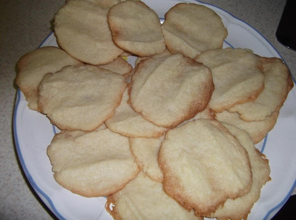 Grandma's Butter Cookies Recipe
