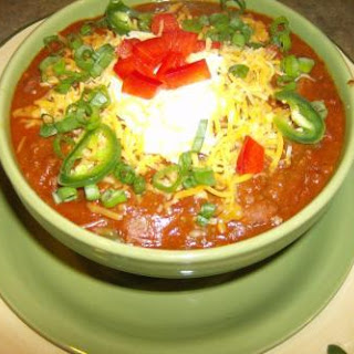 Rose Mary's Chili Con Carne