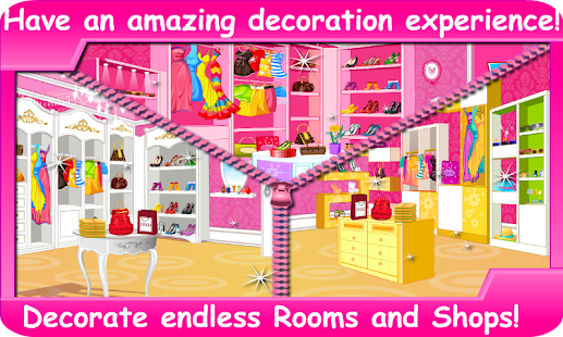 Baby doll room decoration game slune for Baby room decoration game