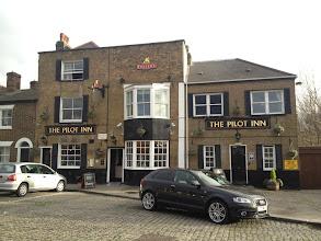 Photo: The famous Pilot Inn