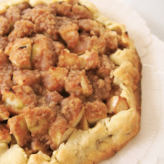 Apple Crostata – The Simplest Apple Pie Ever