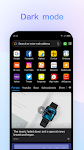 screenshot of Mi Browser Pro - Video Download, Free, Fast&Secure