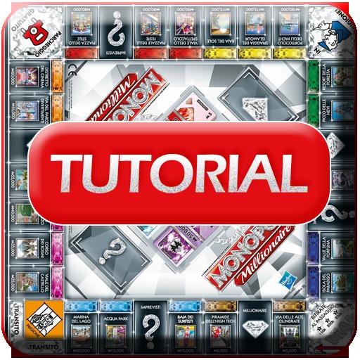 Free MONOPOLY Game Tutorial 棋類遊戲 LOGO-玩APPs