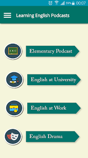 Learn English Podcasts - náhled