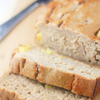 Tropical Pineapple Banana Bread