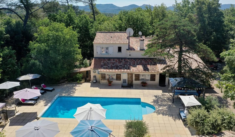 Villa avec piscine Garéoult