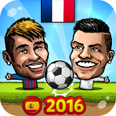 Ligue Puppet Football Espagnol