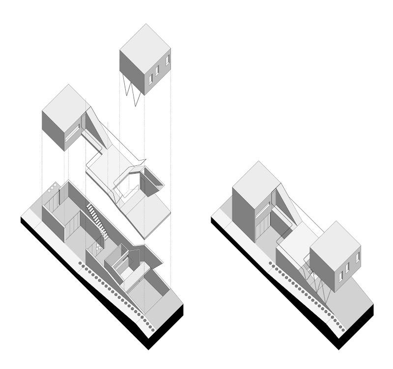 Casa Syntes en Pinto - dosmasunoarquitectos