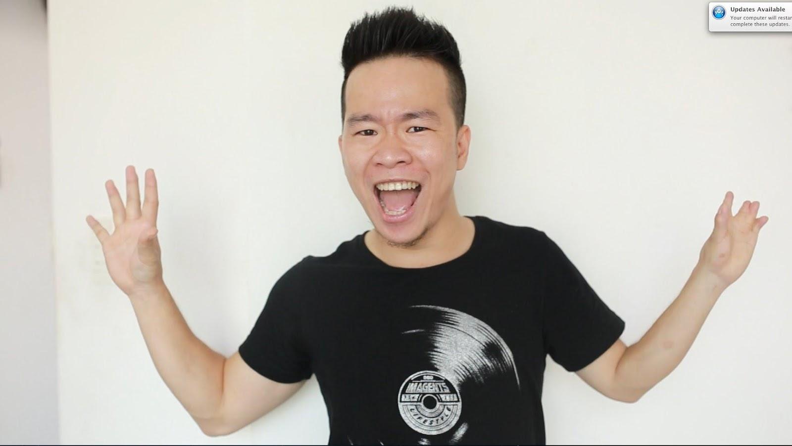 Vlogger Dưa Leo