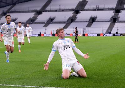 """Un joueur dit """"Au revoir"""" à Marseille"""