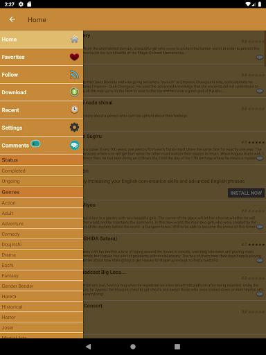 Manga World screenshot 13