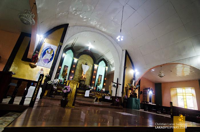 Lal-Lo Church Cagayan Altar