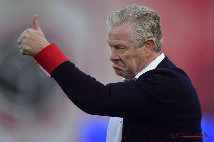 "Peter Maes clairement satisfait : ""Du football total"""