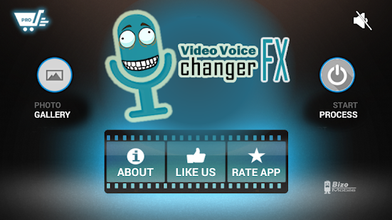 Video Voice Changer FX Screenshot