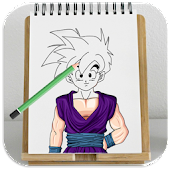 How to Draw All Dragon Ball Z Characters