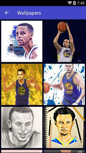 HD Stephen Curry Wallpaper 1.0.0 screenshots 1