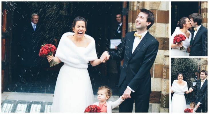 Huwelijk Tine & Bram  - fotocredits: Leentje Schoofs