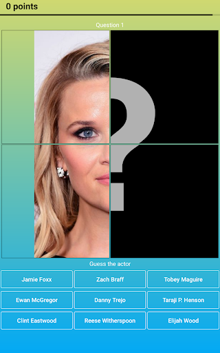 Hollywood Actors: Guess the Celebrity u2014 Quiz, Game  screenshots 22