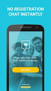 Booyah - Group Video Chats Screenshot 3