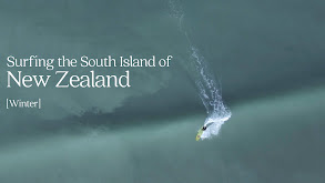 Surfing the South Island of New Zealand -- Winter thumbnail