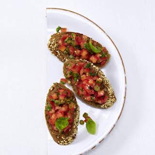 Tomato Bruschetta.