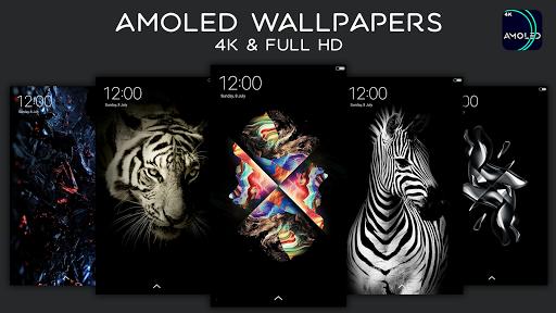 AMOLED Wallpapers | 4K | Full HD | Backgrounds 1.1.2 screenshots 1