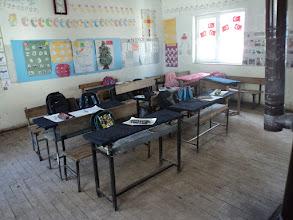 Fotoğraf: okulun sınıfı