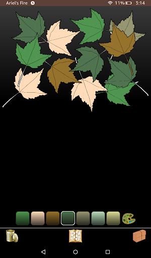 玩免費遊戲APP|下載Fall Flower Coloring app不用錢|硬是要APP
