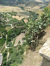Photo: View from park in Ronda