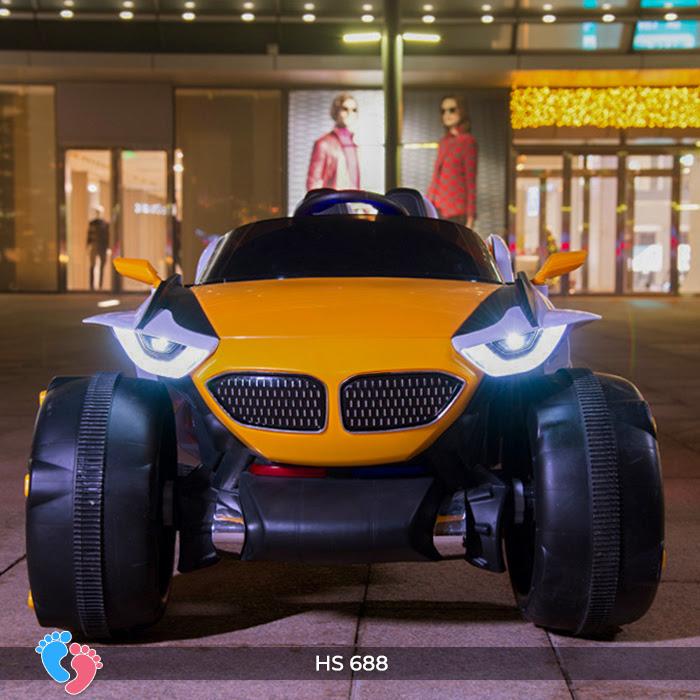 Xe ô tô điện địa hình cho bé hs-688 7