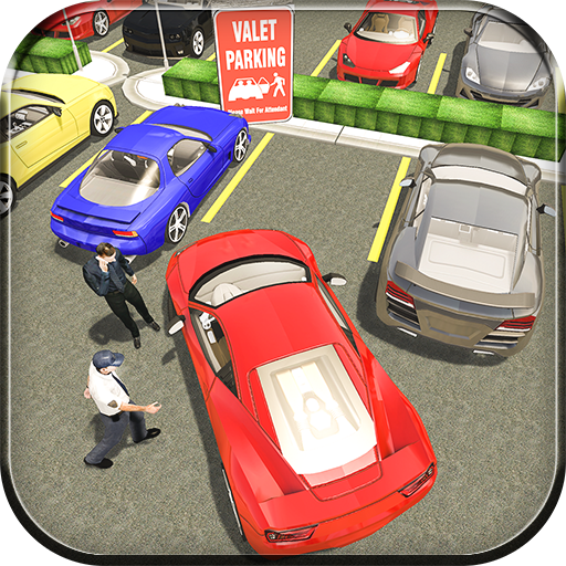 Hotel Valet Car Parking Sim