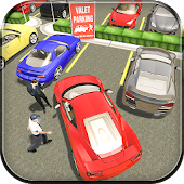 Hotel Valet Car Parking Sim