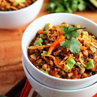 Easy 1 Hour Vegan Chili Recipe