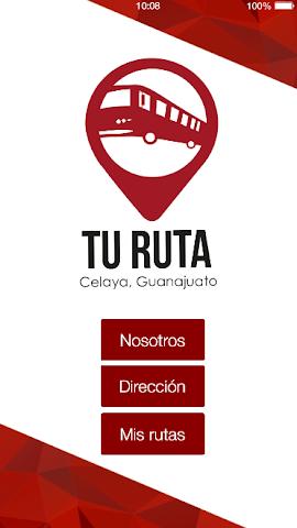 android Tu ruta - Celaya,  Guanajuato Screenshot 6