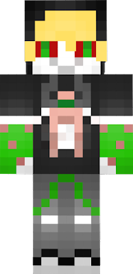 I've added a bit onto an existing skin. Especially on the back of the head ;)