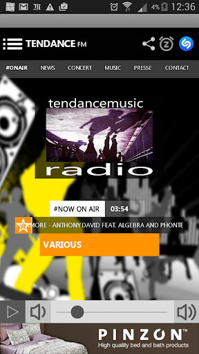Tendance Radio