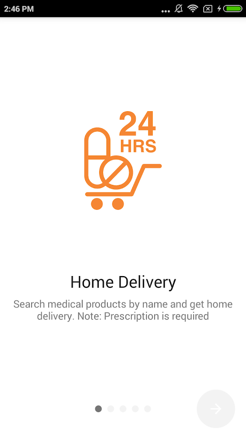 Bharat Pharmacy - Online Medicine & Home Delivery- screenshot