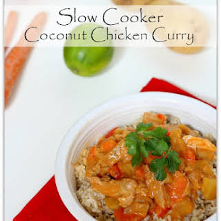 Slow Cooker Chicken Thighs Curry Recipes.